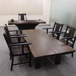 神代欅 センターテーブル