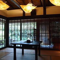 秋田杉囲炉裏テーブル