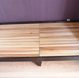 秋田杉 ベッド