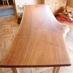 胡桃 ダイニングテーブル