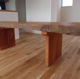 欅 ダイニングテーブル