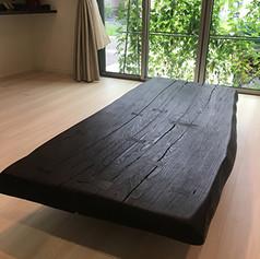 楢 一木座卓