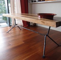 黒柿 ダイニングテーブル