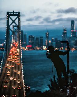 Bay Bridge Overlook