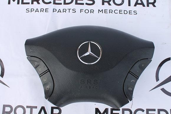 Подушка безопасности с кнопками управления  спринтер 906