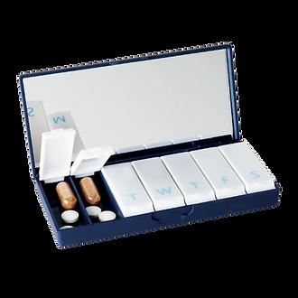 Port & Polish Pill Box
