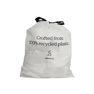 Grove Collaborative 100% Recycled Plastic Trash Bags