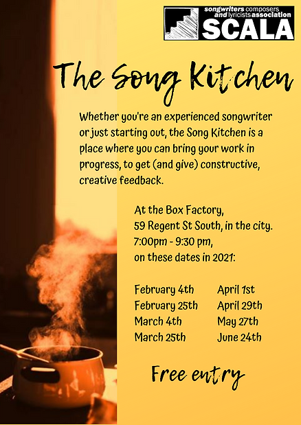 Song Kitchen 2021