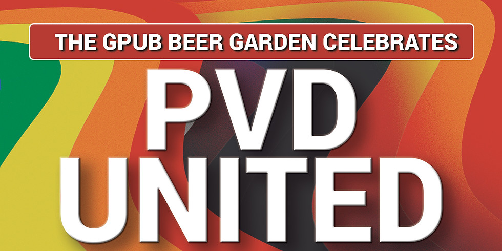 G Pub: PVD United Block Party w/ DJ Tony Kenner