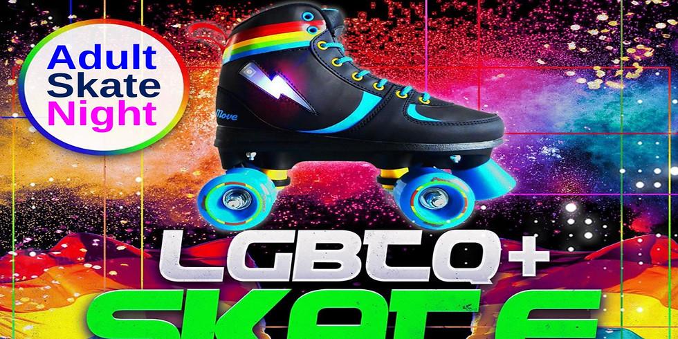 LGBTQ+ Adult Skate