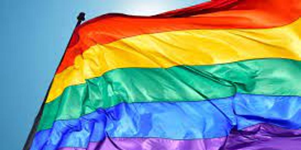 Cranston Rainbow Flag Raising Ceremony