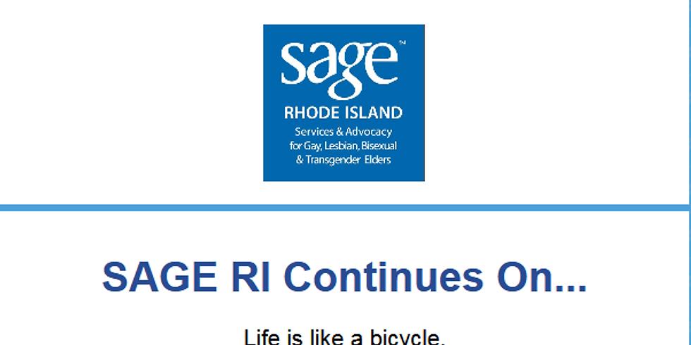 "SAGE-RI Workshop ""Providing Care to LGBT Older Adults"""