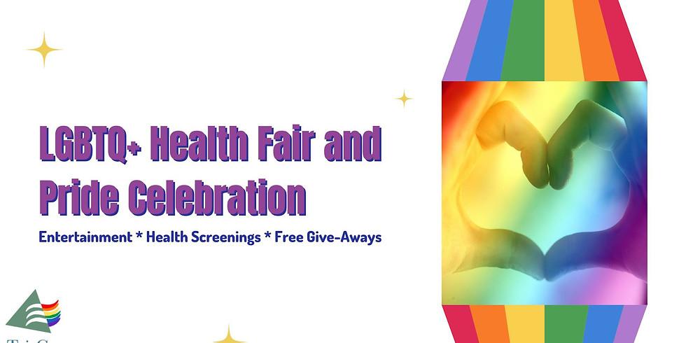 LGBTQ Health Fair & Pride Celebration