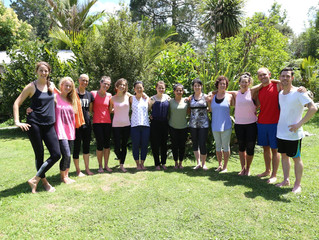 Yoga Teacher Training January Graduates