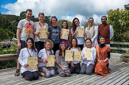 Yoga Teachers Training Auckland