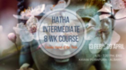 FB Banner - Hatha Yoga Intermediate Feb