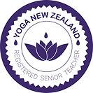 Yoga NZ Senior Teacher