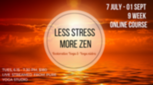FB Banner - Less Stress More Zen Online