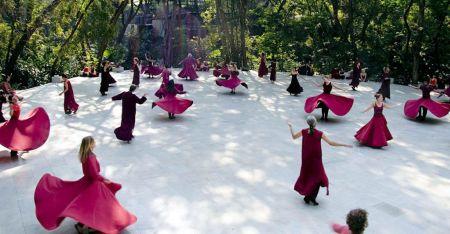Sufi Whirling Meditation