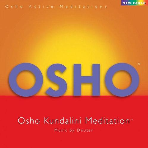 OSHO Kundalini Meditation Audio CD