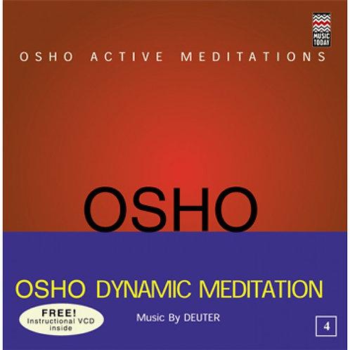 OSHO Dynamic Meditation Audio CD