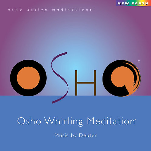 OSHO Whirling Meditation Audio CD