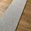 Thumbnail: Wool hallway runner w. green trim