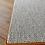 Thumbnail: Wool hallway runner w. Orange Trim.