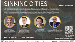 Webinar on Sinking Cities