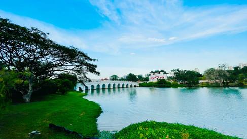 Jurong Lake Gardens Japanese Garden