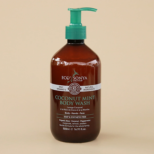 Coconut Mint Body Wash