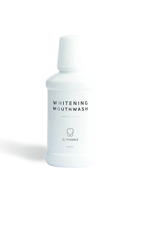 Coconut Sea Salt Mouthwash