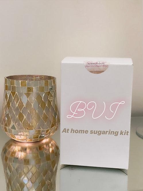 At Home Sugaring Kit