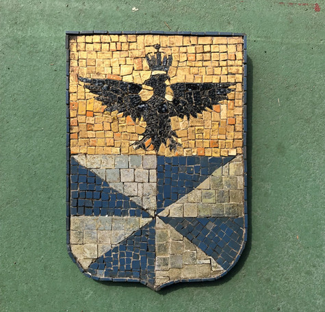 Family Crest Mosaic