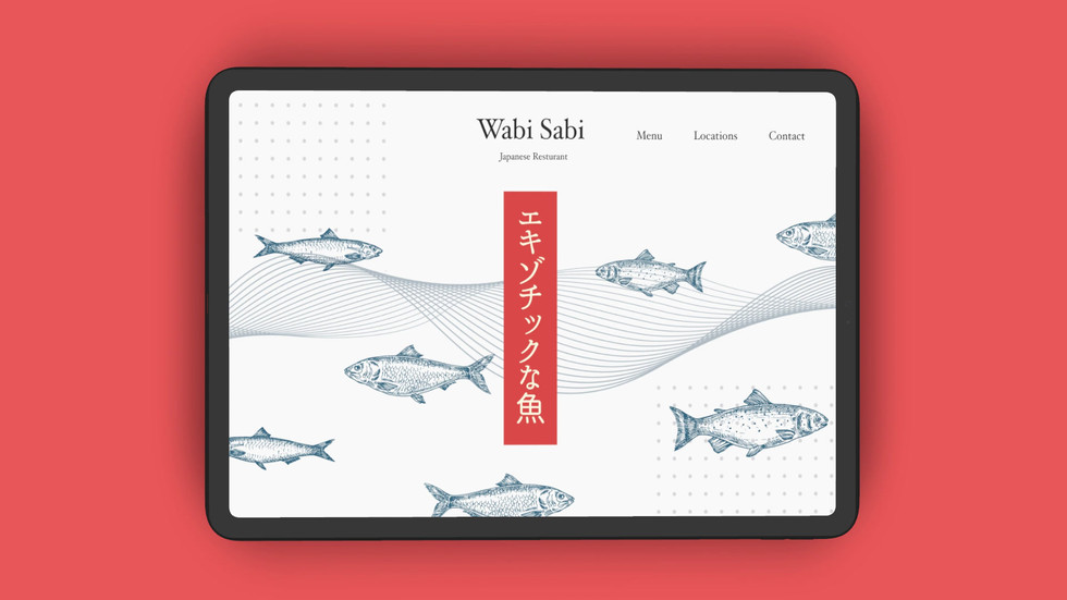 Japanese Resturant Home Page