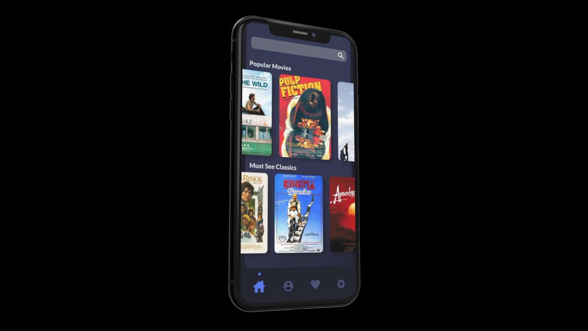 Film Flicks App