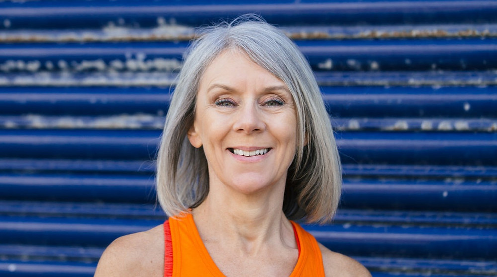 Yoga teacher Vicki Baumann of Yogawithvickib names as one of the f:Entrepreneur #ialso100 for 2020.