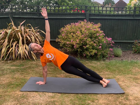 Why is yoga a great partner for runners?