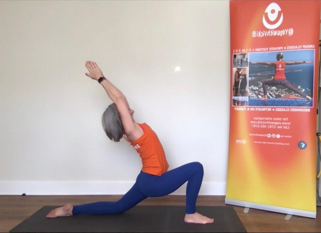 Beginners Flow Yoga Class - Sept 21
