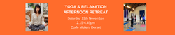 Yoga & Relaxation Afternoon Retreat, Corfe Mullen 13 November 2021 with YogaWithVickiB