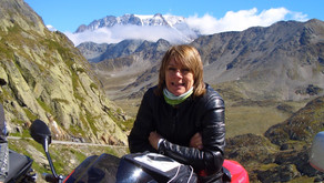 I toured the Alps for many years on my motorbike