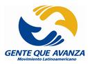 Logo Movimiento Latinoamericano Gente Que Avanza
