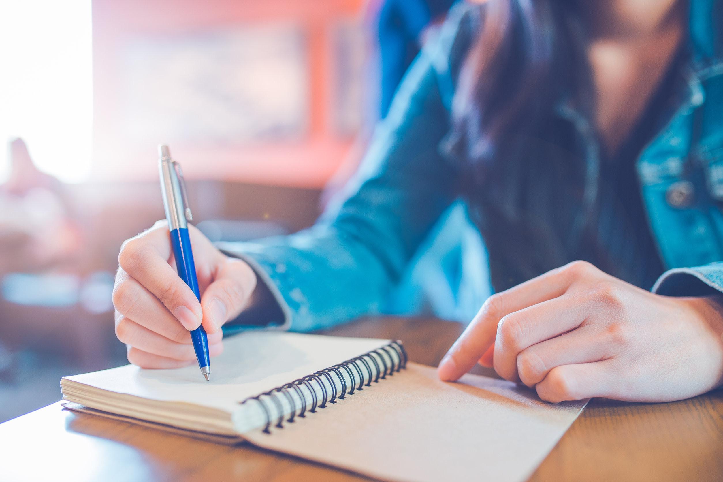 Journalling Workshop