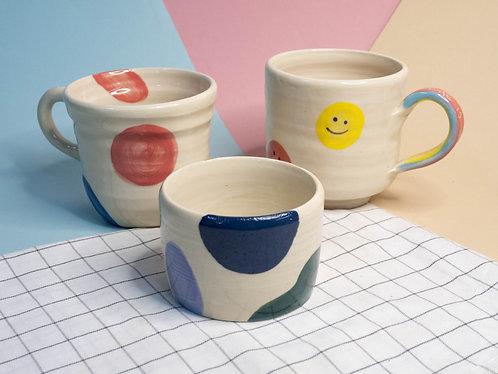 Happy Cups (3 Designs)