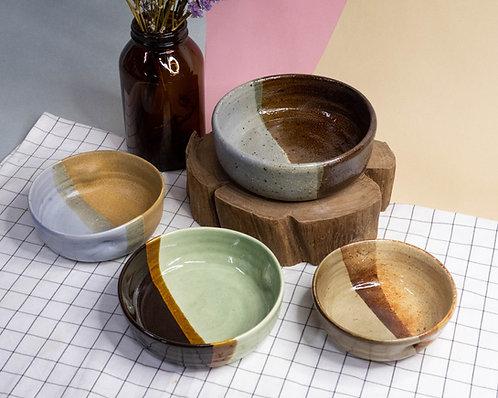 Shallow Bowls (4 Designs)