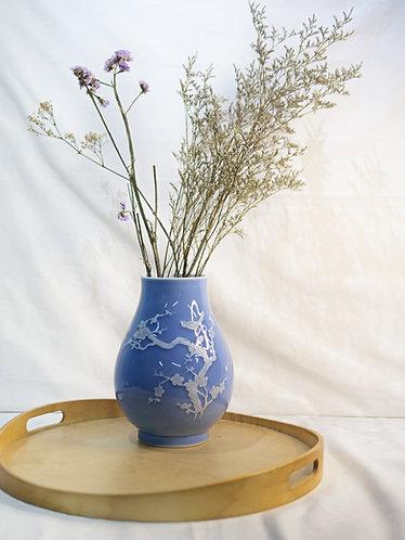 Cherry Blossom Vase (Design 1)