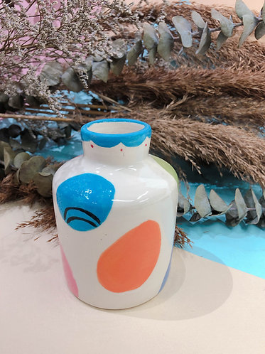 Happy Bottle Vase