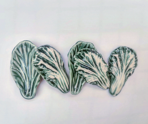 Mini Cabbage Plates