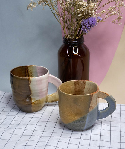 Earthy Pastels Cup (2 Designs)
