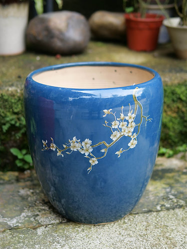 Outdoor Pot (4 Designs, 2 Sizes)